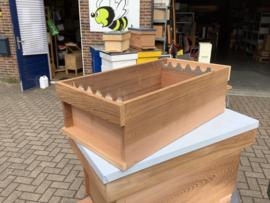 6 raams honingkamer RC model bijenhuis