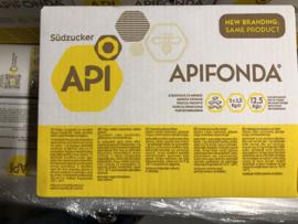 voerdeeg doos met 5 pak 2,5 kilo Apifonfa