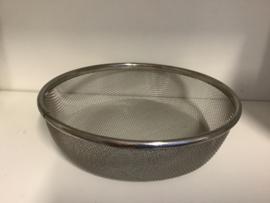 groffe zeef  diameter 24 cm