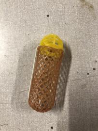 koninginnekooitje plastic rond krulspeld
