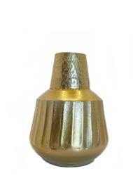 Gouden  vaas medium
