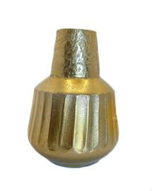 Gouden vaas large