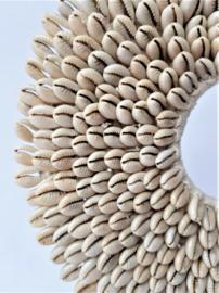 schelpenketting Cowrie medium