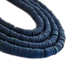Katsuki Kralen 4mm – Marineblauw - ca 70 stuks of streng