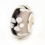 Murano Glasbedel - met 925 Zilver Kern