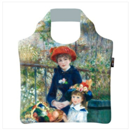 Ecozz Eco Shopper * Two Sisters * - Renoir