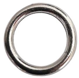 Gesloten Ring Antiek Zilver - 23x3mm