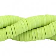 Katsuki Kralen 4mm – Fern Green - ca 70 stuks