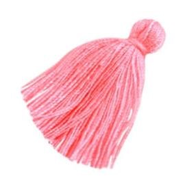 Kwastje Roze 20mm
