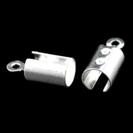 Lintklem /  Veterklem - Silverplated Metaal - Diverse Formaten