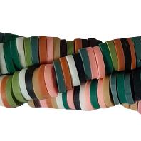 Katsuki Kralen 6mm – Diverse Kleuren Mix - 70 stuks of streng