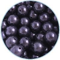 Miracle 3d kralen donker paars - 4mm - 50 stuks