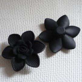 Bloem Acryl - Zwart - 53mm