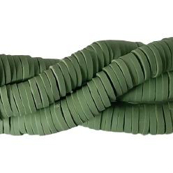 Katsuki Kralen 6mm – Groen - 70 stuks of streng