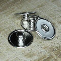 Chunk achterkant dicht met platte bovenkant - 17mm