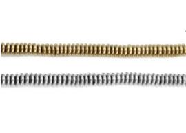 Hematiet Disk Kralen 6x2mm - 10 stuks