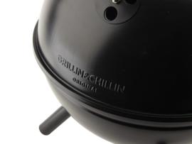 BBQ ball zwart