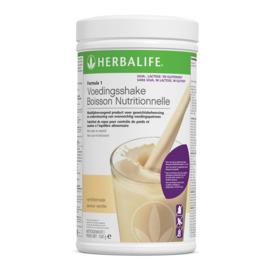 Formula 1 maaltijdvervangende shake Vrij van gluten, soja en lactose 550 g