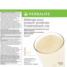 Proteïnedrank mix vanille vanille 588 g