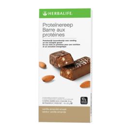 Proteïnereep vanille amandel (14 repen)