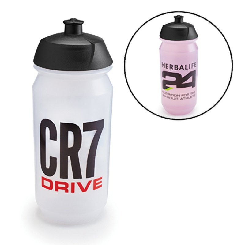 CR7 Drive Bidon Transparent 1 stuk 550 mL