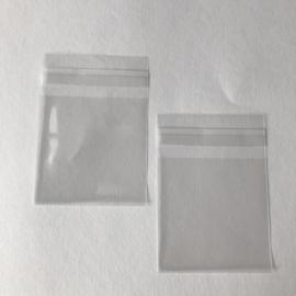 cellofaanzakjes | 8,5 x 8 cm | 10 stuks