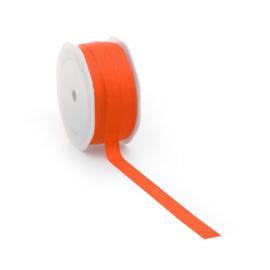 Lint | oranje / coral | 12mm x  1 meter
