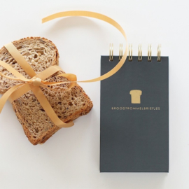 Gift | broodtrommel briefjes kind | per stuk
